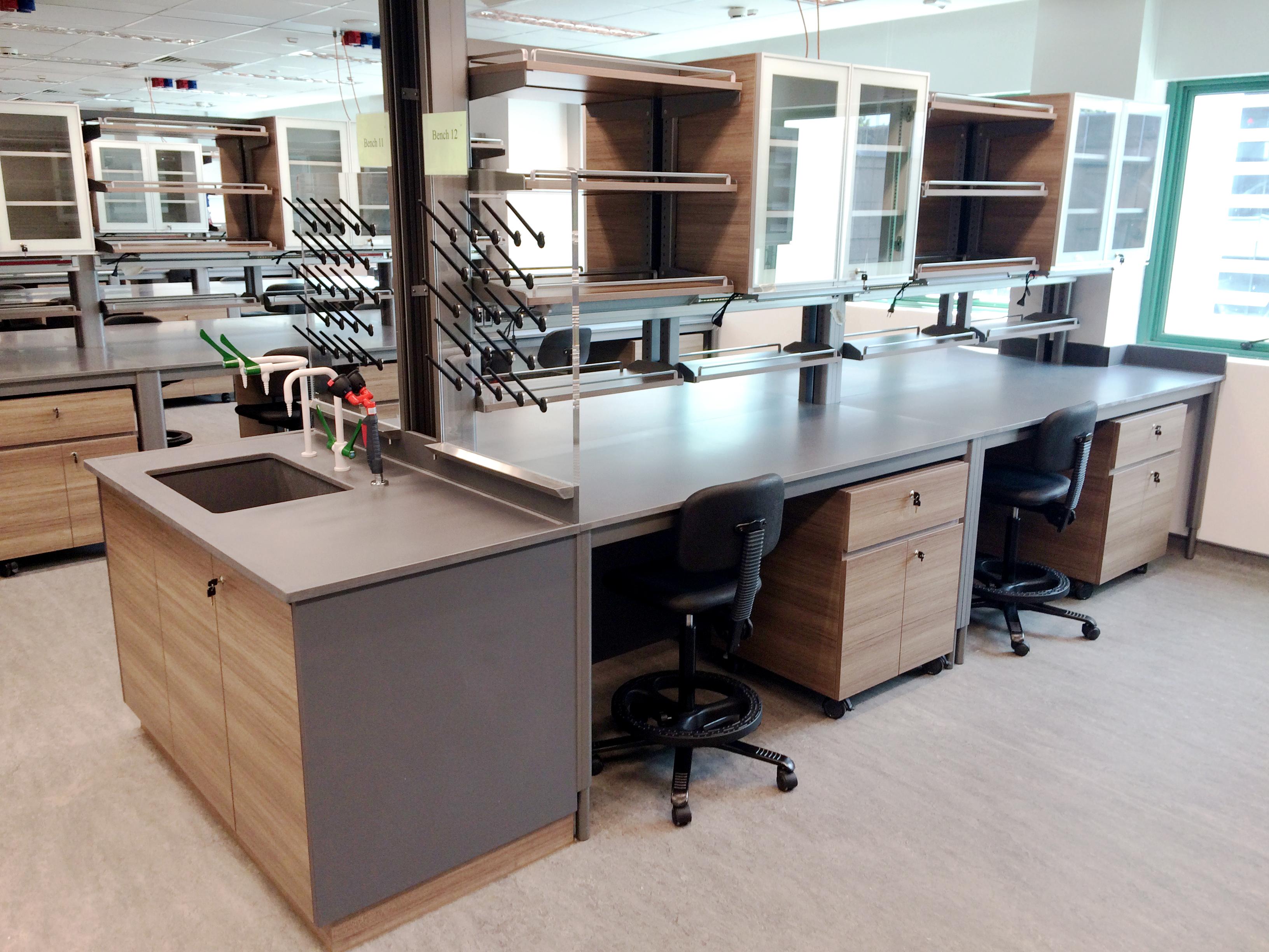 Hybrid Lab Bench 1 Systmz